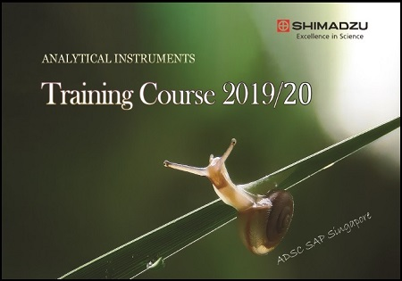 Shimadzu_Asia_Pacific_Application_Development_and_Support_Centre_Training_Brochure_2019_2020